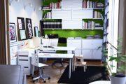 Фото 33 Письменные столы IKEA: выбираем стильное рабочее место при разумном бюджете