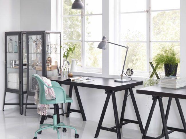 Письменный стол IKEA, Тодален