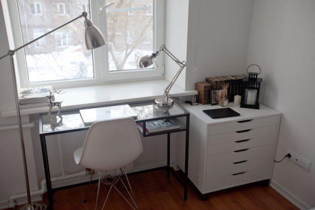 Письменный стол IKEA, Витше