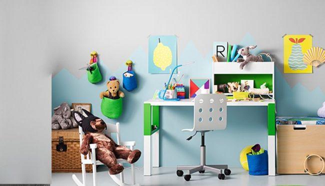 Письменный стол IKEA, Поль