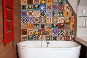 Фото 21 Плитка в марокканском стиле (105+ фото): сочетание этники и эстетики Востока