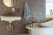Фото 24 Плитка в марокканском стиле (105+ фото): сочетание этники и эстетики Востока