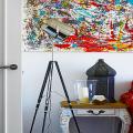 Ручка с замком для межкомнатных дверей: особенности конструкций и установка своими руками фото