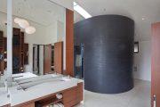 Фото 18 Смеситель с душем для ванной с длинным изливом: как установить и обзор наиболее практичных вариантов