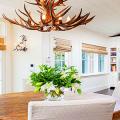 Бамбуковые шторы на дверной проем: 80 гармоничных идей экостиля в интерьере фото