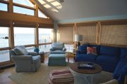 Фото 68 Бамбуковые шторы на дверной проем: 80 гармоничных идей экостиля в интерьере