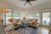 Фото 73 Бамбуковые шторы на дверной проем: 80 гармоничных идей экостиля в интерьере