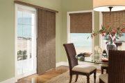 Фото 14 Бамбуковые шторы на дверной проем: 80 гармоничных идей экостиля в интерьере