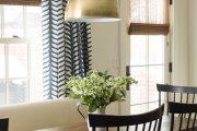 Фото 16 Бамбуковые шторы на дверной проем: 80 гармоничных идей экостиля в интерьере