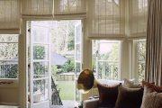 Фото 22 Бамбуковые шторы на дверной проем: 80 гармоничных идей экостиля в интерьере