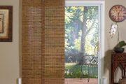 Фото 2 Бамбуковые шторы на дверной проем: 80 гармоничных идей экостиля в интерьере