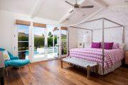 Фото 47 Бамбуковые шторы на дверной проем: 80 гармоничных идей экостиля в интерьере