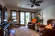 Фото 51 Бамбуковые шторы на дверной проем: 80 гармоничных идей экостиля в интерьере
