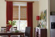 Фото 53 Бамбуковые шторы на дверной проем: 80 гармоничных идей экостиля в интерьере