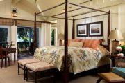Фото 55 Бамбуковые шторы на дверной проем: 80 гармоничных идей экостиля в интерьере