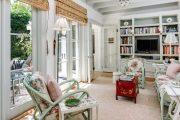 Фото 57 Бамбуковые шторы на дверной проем: 80 гармоничных идей экостиля в интерьере