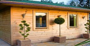 Проекты бань из клееного бруса: 70+ комфортных вариантов для загородного коттеджа фото