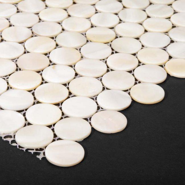 Один из видов основы для мозаики - сетка