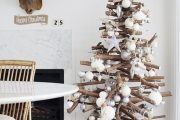 Фото 3 Как украсить елку на Новый год 2019: обзор лучших трендов праздничного декора и идеи своими руками