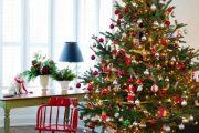 Фото 9 Как украсить елку на Новый год 2017: обзор лучших трендов праздничного декора и идеи своими руками
