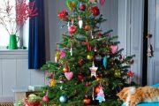 Фото 10 Как украсить елку на Новый год 2017: обзор лучших трендов праздничного декора и идеи своими руками