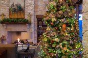 Фото 14 Как украсить елку на Новый год 2017: обзор лучших трендов праздничного декора и идеи своими руками