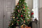 Фото 32 Как украсить елку на Новый год 2017: обзор лучших трендов праздничного декора и идеи своими руками