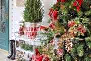 Фото 34 Как украсить елку на Новый год 2017: обзор лучших трендов праздничного декора и идеи своими руками