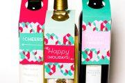 Фото 13 Украшаем бутылку шампанского на Новый год: эффектный аксессуар и идеальный подарок своими руками