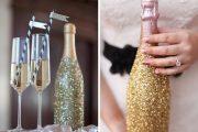 Фото 18 Украшаем бутылку шампанского на Новый год: эффектный аксессуар и идеальный подарок своими руками