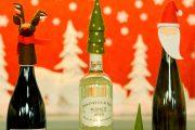Фото 28 Украшаем бутылку шампанского на Новый год: эффектный аксессуар и идеальный подарок своими руками
