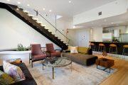 Фото 5 Двухуровневая квартира: воплощаем в жизнь смелый проект и обзор лучших планировок
