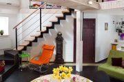 Фото 11 Двухуровневая квартира: воплощаем в жизнь смелый проект и обзор лучших планировок