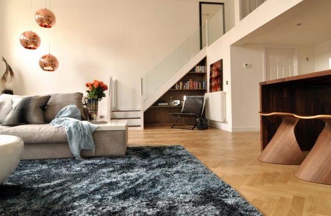 Новый формат проекта квартир - двухуровневые апартаменты