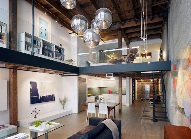 Стильное современной освещение сделает вашу квартиру интереснее и уютнее