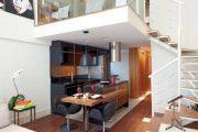 Фото 3 Двухуровневая квартира: воплощаем в жизнь смелый проект и обзор лучших планировок