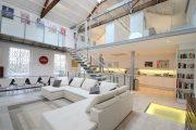 Фото 16 Двухуровневая квартира: воплощаем в жизнь смелый проект и обзор лучших планировок