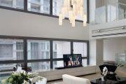 Фото 17 Двухуровневая квартира: воплощаем в жизнь смелый проект и обзор лучших планировок