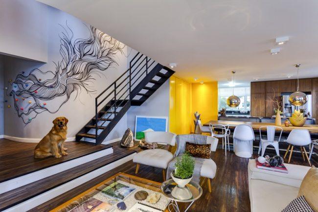 Тщательно продуманная планировка позволит надолго сохранить оригинальность вашего жилища