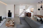 Фото 25 Двухуровневая квартира: воплощаем в жизнь смелый проект и обзор лучших планировок