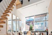 Фото 28 Двухуровневая квартира: воплощаем в жизнь смелый проект и обзор лучших планировок