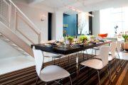 Фото 7 Двухуровневая квартира: воплощаем в жизнь смелый проект и обзор лучших планировок