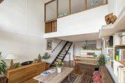 Фото 35 Двухуровневая квартира: воплощаем в жизнь смелый проект и обзор лучших планировок