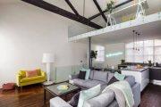 Фото 42 Двухуровневая квартира: воплощаем в жизнь смелый проект и обзор лучших планировок