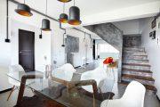 Фото 1 Двухуровневая квартира: воплощаем в жизнь смелый проект и обзор лучших планировок