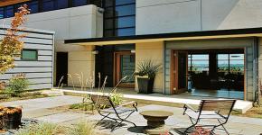 Фиброцементные панели для наружной отделки дома: преимущества, цены и процесс монтажа фото