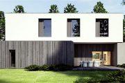 Фото 9 Фиброцементные панели для наружной отделки дома: преимущества, цены и процесс монтажа