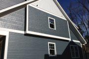 Фото 13 Фиброцементные панели для наружной отделки дома: преимущества, цены и процесс монтажа