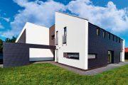 Фото 14 Фиброцементные панели для наружной отделки дома: преимущества, цены и процесс монтажа