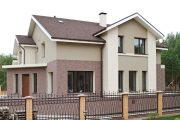 Фото 24 Фиброцементные панели для наружной отделки дома: преимущества, цены и процесс монтажа